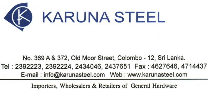 Karuna Steel